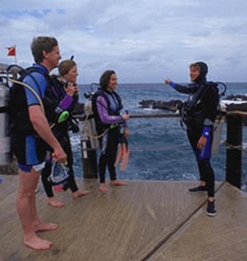 Master Diver Course