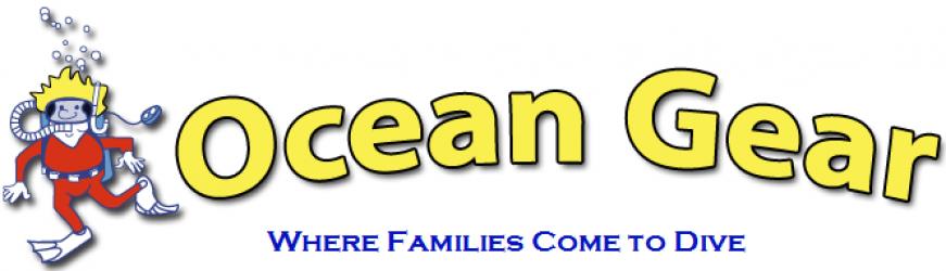 Ocean Gear Scuba Center Logo