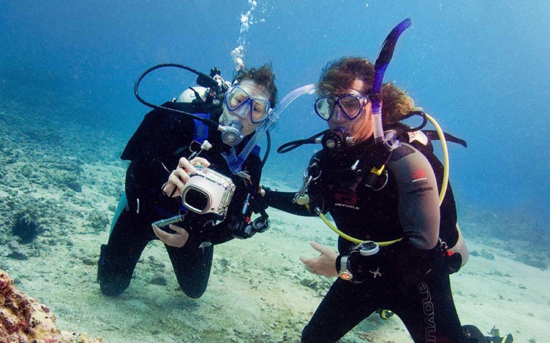 Digital Underwater Photographer